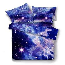 Space Themed Bedding Yeekin New Arrival 3d Galaxy Bedding Sets Universe Outer Space