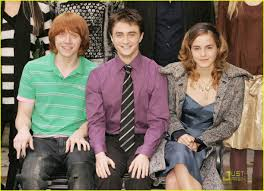 harry hermione u0026 ron a look back u0026 beyond photo 426402 photo