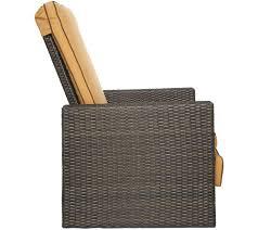 Bliss Hammock Chair Bliss Hammocks Indoor Outdoor Euphoria Wicker Recliner With Throw