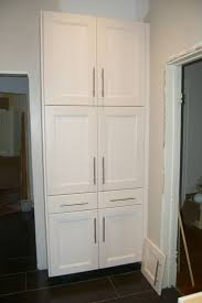 free standing cabinets for kitchen corner pantry cabinet freestanding with kitchen closet and larder