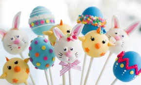 easter cakepops kid s party food ideas delicious easter cake pops