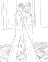 amazon com the maci and taylor wedding album an coloring