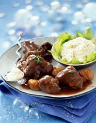recette de cuisine civet de chevreuil recette de civet de chevreuil et purée de céleri