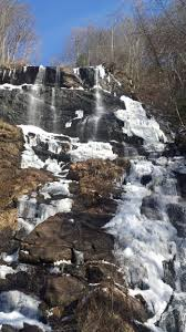 amicalola falls in the winter dawsonville ga 4128x2322