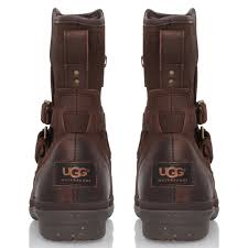 ugg sale uk lewis lyst ugg simmens waterproof ankle boots in brown