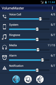 android volume volume master free android app android freeware