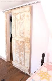 Interior Barn Doors Diy Diy Hanging Barn Door Do It Your Self