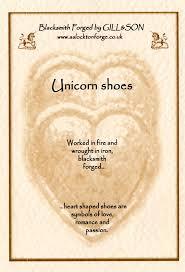 heart shaped horseshoes entwined heart shaped horseshoes unicorn shoes