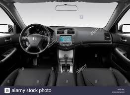 2007 v6 honda accord 2007 honda accord ex l v6 in silver gear shifter center console