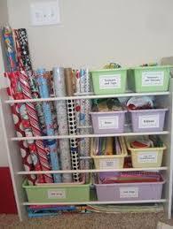 gift wrap storage ideas gift wrap organization ideas of fame gift wrap station