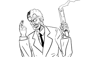 great two face coloring pages nice coloring pa 3160 unknown
