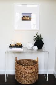 modern console table decor incredible small modern console table ideas best about entryway mid