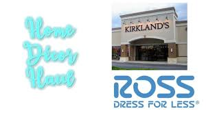 kirkland s home decor store home decor haul ross and kirklands zgalleried inspired finds