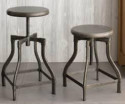 bar stools backless french country bar stools industrial counter