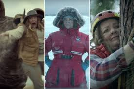 kia commercial actress melissa mccarthy hilariously saves the planet in super bowl