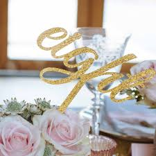 gold wedding table numbers 20 metallic wedding ideas bronze gold copper number sets