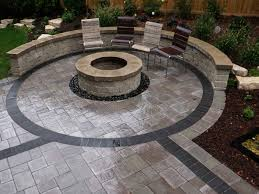 Cheap Backyard Patio Designs Backyard Stone Patio Ideas Architectural Design