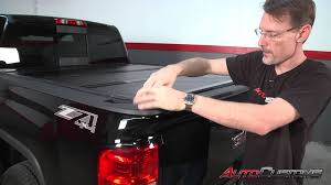 Chevy Silverado 1500 Truck Bed Covers - how to install gator fx3 hard folding tonneau cover at autocustoms