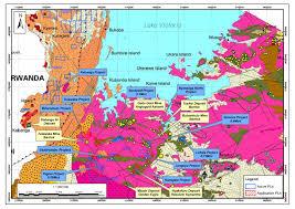 Tanzania Map Projects Tanzanian Royalty Exploration Corporation
