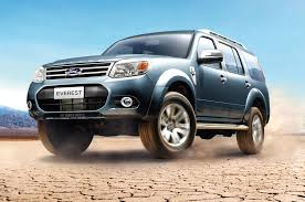 2016 Ford Everest Ford Ranger Based Everest Concept Suv Debuts In Australia