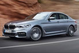 bmw 5 series 2017 bmw 5 series sedan look review motor trend