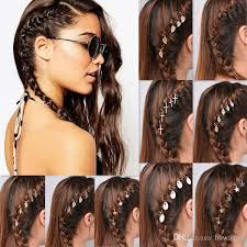 hair accessories for hair 2018 new fashion hair accessories women plaits hairpins girl