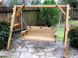 Wooden Swing Set Canopy by Patio 29 Costco Porch Swing Lowes Porch Swing Patio Swings