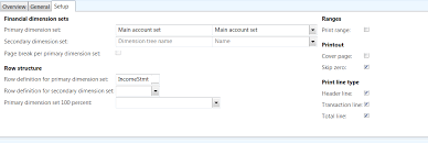 financial report cover page creating financial statements in dynamics ax 2012 stoneridge