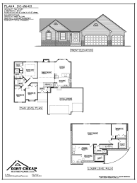 48 3 bedroom rambler house plans home plans with wrap around