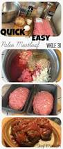 easy paleo homestyle meatloaf stay fit mom