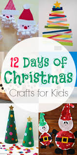 12 Days Of Christmas Craft