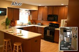Kitchen Peninsula Cabinets Agape Construction Company Kitchens