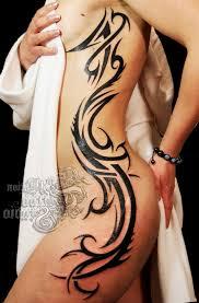 tribal side designs best design