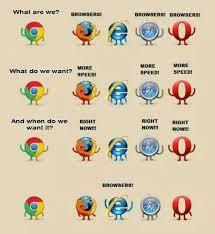 Meme Browser - browsers protest internet explorer know your meme