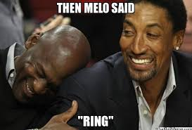Melo Memes - melo will win the mvp award this year bookmark this tbh kanye