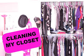 closet cleaning organizing cleaning my closet youtube