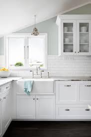 kitchen white glass backsplash kitchen all white kitchen