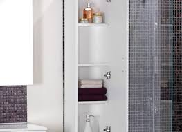 bathroom small floor cabinet cabinets white storage for towels