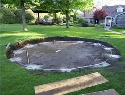 Backyard Above Ground Pool Ideas Above Ground Pool Ideas Bryansays