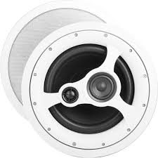 in ceiling home theater system 10 inch three way in ceiling speakers