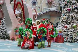 Universal Studios Christmas Ornaments - universal studios hollywood grinchmas