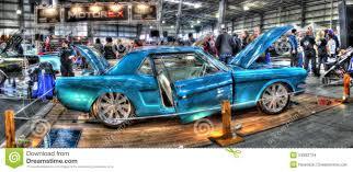 custom 1966 mustang 1966 ford mustang editorial stock image image 53582734