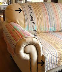 How To Make A Sofa Cover by Make Your Own Loveseat Protector Storybook Woods