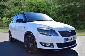 used skoda fabia cars for sale in watford hertfordshire motors