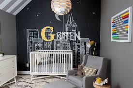 Decorating Nursery Walls Cheerful And Versatile Ways To Use Black In The Nursery