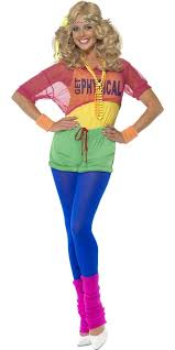 Camel Toe Halloween Costume 80s Lets Physical Costume Olivia Newton John Fancy Dress