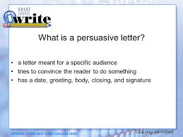 persuasive writing one person u0027s opinion copying permitted ppt