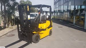 yale container mast forklift sg equipment ltd trade me