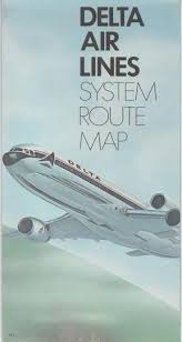 Avianca Route Map by Japan Air Lines Jal Route Map 1968 Polar Projection Map Map