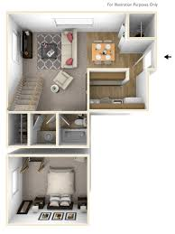 one bedroom townhomes the pines comcap